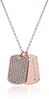 Michael Kors Give Kors -Tone Necklace