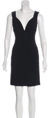 Antonio Berardi Sleeveless Mini Dress w/ Tags