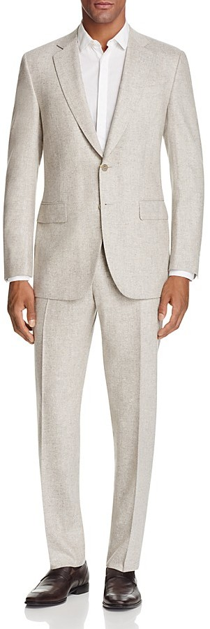 CanaliCanali Firenze Donegal Regular Fit Suit