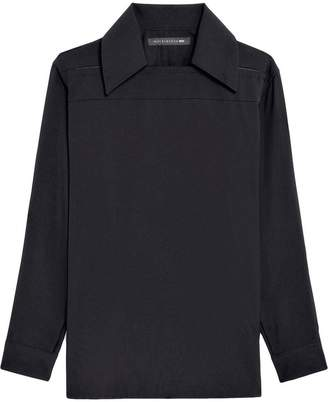 MACKINTOSH 0003 Black Wool 0003 Overshirt
