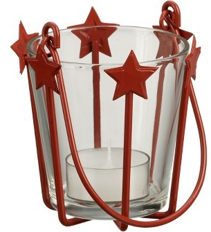 Star Hanging Candleholder