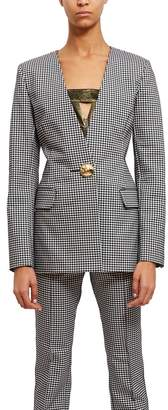 Opening Ceremony Tailored Single Breasted Jacket