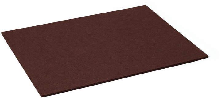 Hey Sign - Tischset rechteckig, 5 mm, Schoko
