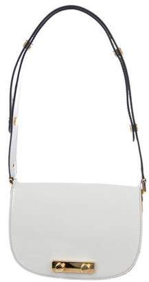 Marni Mini Patent Leather Saddle Bag