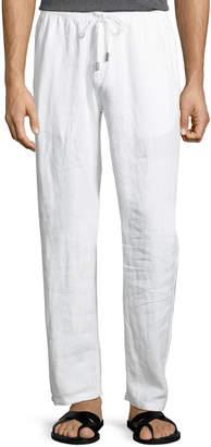 Vilebrequin Pacha Drawstring Linen Pants
