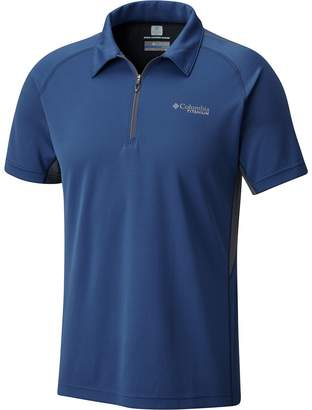 Columbia Titan Trail Polo Shirt - Men's