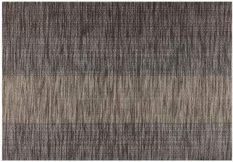 Kraftware Tweed Stripe Placemats (Set of 12)