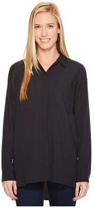 Exofficio Museo Tunic Women's Long Sleeve Button Up
