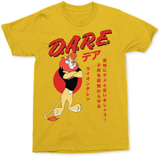 Japanese D.a.r.e. Men Graphic T-Shirt