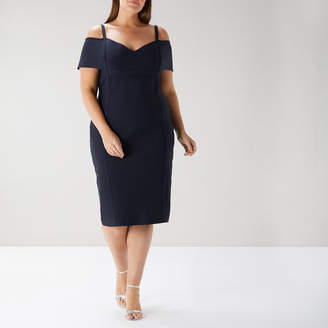 Coast LARSON KNIT SHIFT DRESS CC