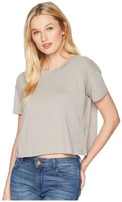 Alternative Headliner Cropped Tee Women's T Shirt