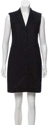 Celine Sleeveless Mini Dress
