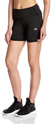 Goodsport Women's Compression Moisture-Wicking Short