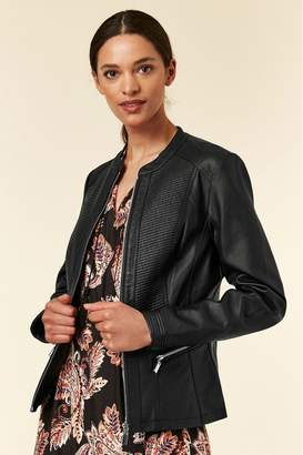 Wallis Womens Black Tyra Gothic Jacket - Black