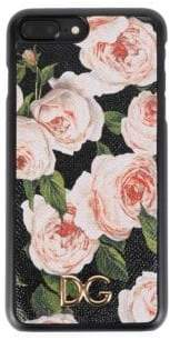 Dolce & Gabbana Floral iPhone X Case