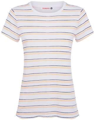 Sundry Striped T-Shirt