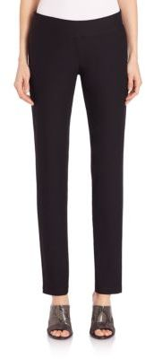 Eileen Fisher Stretch Crepe Pants $168 thestylecure.com