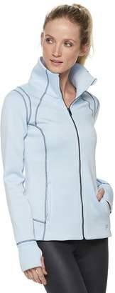Fila Sport Women's SPORT Fleece Thumb Hole Jacket