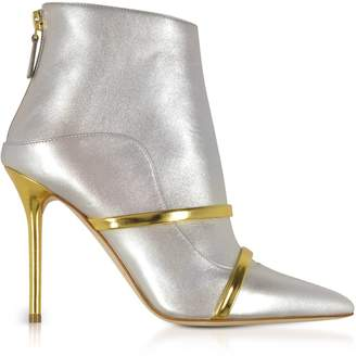 Malone Souliers By Roy Luwolt Madison 100 Metallic Nappa Leather Boots