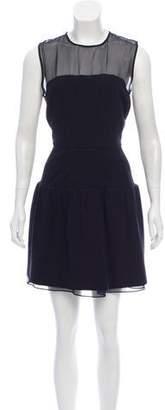 Diane von Furstenberg Yarra Mini Dress