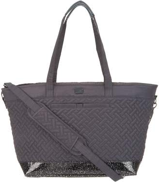 Lug Quilted Tote Bag - Avion