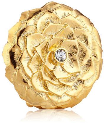 Estee Lauder Limited Edition Pleasures Garden Flower Perfume Compact by Monica Rich Kosann