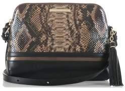 Brahmin Mini Sydney Leather Crossbody Bag