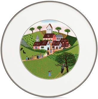 Villeroy & Boch Design Naif Cake Plate