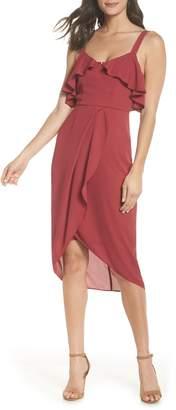 Cooper St Capulet Drape Dress
