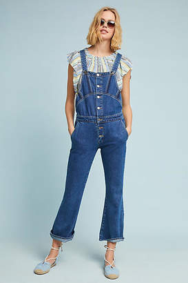 MiH Jeans Tribe Dungaree Overalls