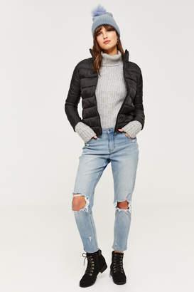 Ardene Basic Light Puffer Jacket