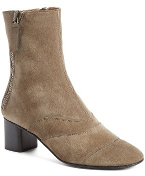 Women's Chloe Lexie Block Heel Boot $950 thestylecure.com