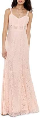 Heartloom Esti Bustier Bodice Lace Gown