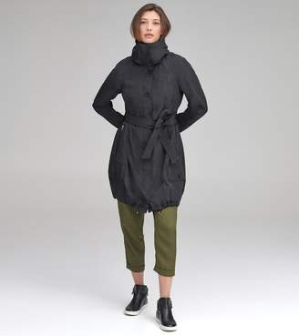 Andrew Marc NAVARRE BELTED TRENCH