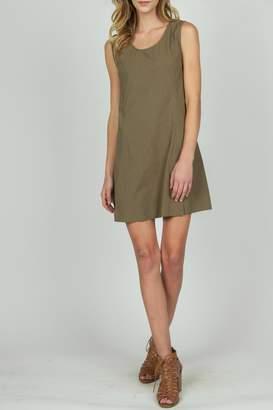Monoreno Mur Side Slit Dress