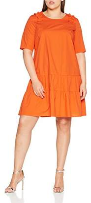 Junarose Women's Jroya 2/4 Sl Above Knee K Dress,(Manufacturer Size: 48)