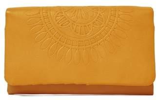 Urban Originals Flower Gypsy Vegan Leather Wallet