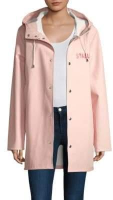 Stutterheim Perspective Pink Raincoat