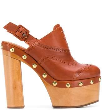 f01400536 Tommy Hilfiger Slingback Women s Sandals - ShopStyle