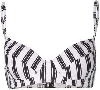 Cynthia Rowley Lola Bralette bikini top