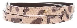 Diane von Furstenberg Haley Wrap Belt
