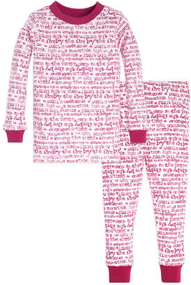 Burt's Bees Story Time T-Shirt & Pant Set