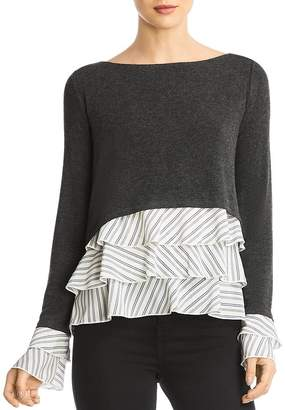 Bailey 44 Donna Layered-Look Top