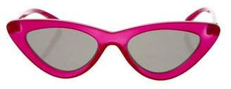 Le Specs Adam Selman x The Last Lolita Sunglasses