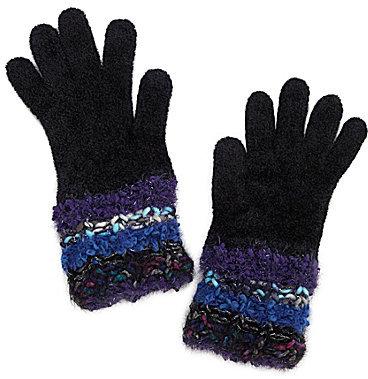 Steve Madden Deconstructed Cuff Gloves
