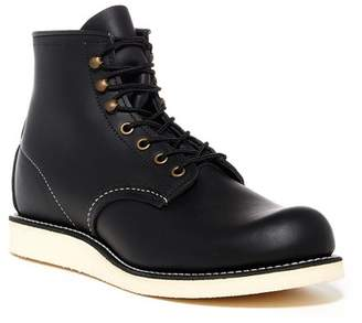 Red Wing Shoes Plain Toe Leather Boot - Factory Second