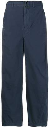 Lemaire tapered cargo trousers
