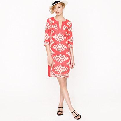 Java tunic dress