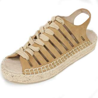 Seven Dials Womens Wylie Peep Toe Casual Espadrille als