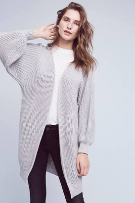 Knitted & Knotted Kya Ribbed Cardigan $128 thestylecure.com